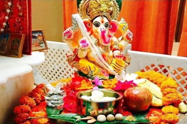 Ganesh Chaturthi 2019 : According To zodiac sign Bhog Of Lord Ganesh - Jyotish Nidan in Hindi