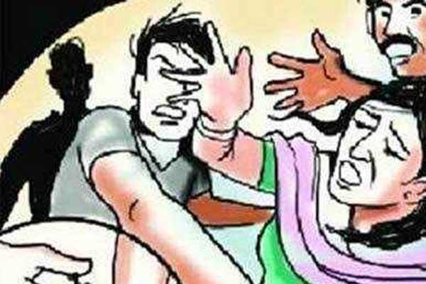 A minor girl and her mother gang-raped in UP Moradabad - Muradabad News in Hindi