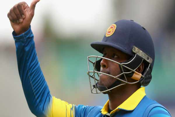 Gaul Test: Mathews century, Sri Lanka strong - Cricket News in Hindi