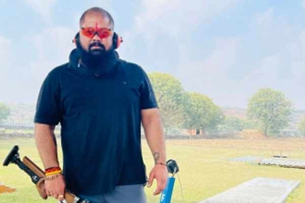 Gaurav ready to win medal in Delhi State Shooting Championship - Sports News in Hindi