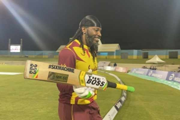 Gayle hits half-century as West Indies win T20I series. - Cricket News in Hindi