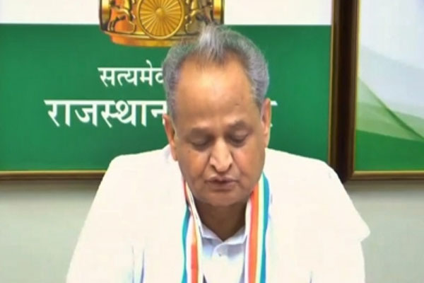 Gehlot demands Center to revise oxygen quota for the state - Jaipur News in Hindi