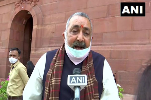 Bengal elections: Giriraj Singh attack, said- Didi, your real form has been seen by the Hindu society of Bengal - Delhi News in Hindi