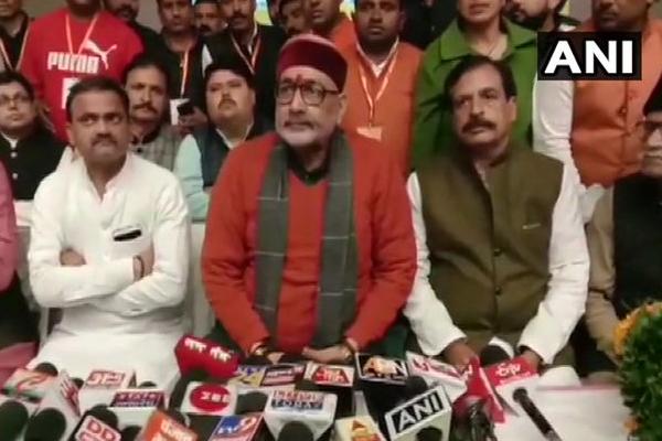 Saharanpur: केन्द्रीय मंत्री गिरिराज सिंह बोले, देवबंद आतंकवाद की गंगोत्री