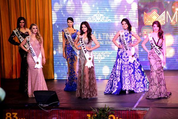 ग्लोबल मिस मल्टीनेशनल : मिस इंडिया को मिला ब्यूटी विद द ब्रेन का खिताब
