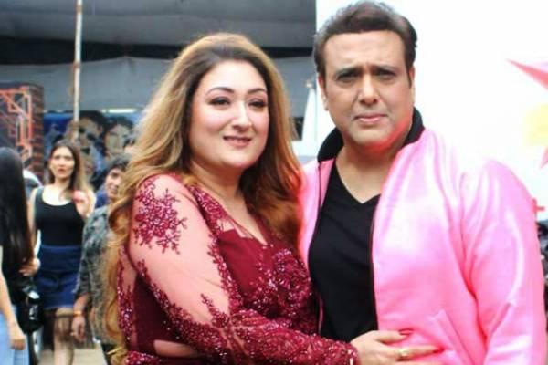 Govinda is very romantic: Sunita - Bollywood News in Hindi