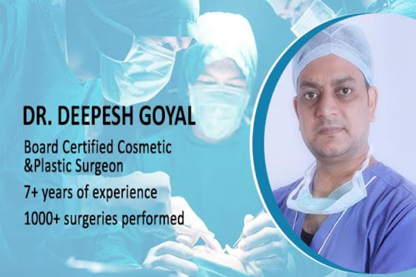 Jaipurs Dr. Deepesh Goyal states Hair Transplant is safe and reliable way to regain healthy natural hair - Health Tips in Hindi