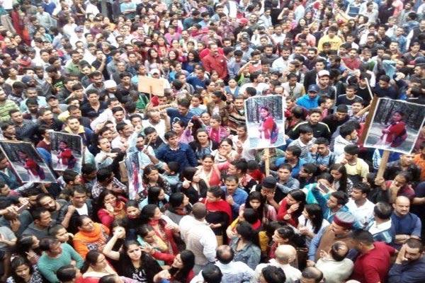 shimla band on gudia gangrape and murder case - Shimla News in Hindi