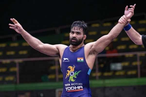 Gurpreet, Sandeep lose bronze medal bouts in Asian wrestling - Sports News in Hindi