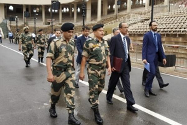 India, Pakistan hold talks on Kartarpur corridor amid growing tension - Gurdaspur News in Hindi