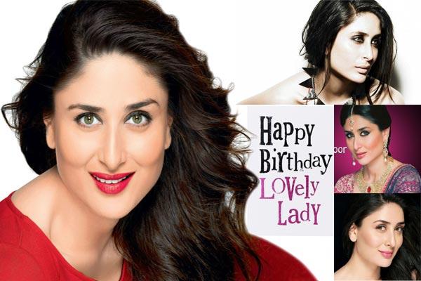 Birthday special kareena kapoor khan - Bollywood News in Hindi