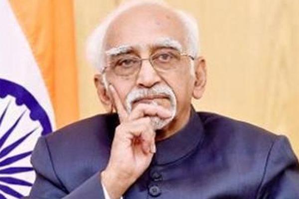 elected Vice President Venkaiah Naidu, bjp, shiv sena leaders slams hamid ansari statement - India News in Hindi