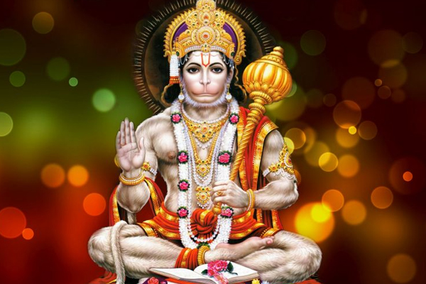 Want to please Hanumanji, do not do this work, offer gram flour laddoos - Puja Path in Hindi