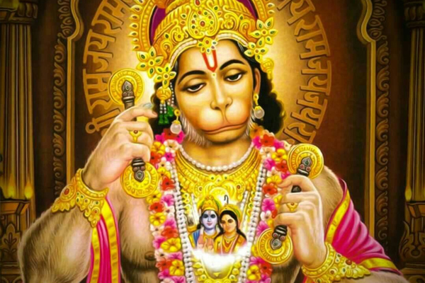 By doing this miraculous throne, Hanuman ji will be pleased with you - Puja Path in Hindi
