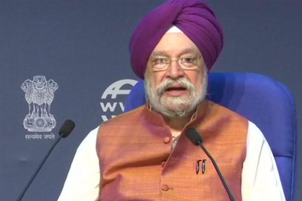 Modi government gave four times more budget to Ladakh: Hardeep Singh Puri - Delhi News in Hindi