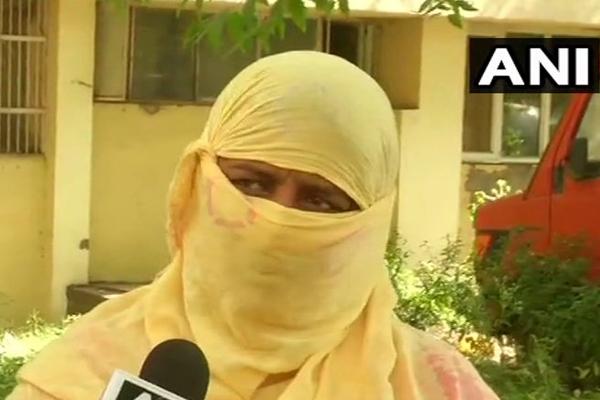 रेवाडी रेप : पीडि़ता की मां ने लौटाया मुआवजे का चेक, कहा- इंसाफ चाहिए