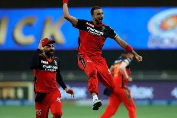 IPL 2021: Harshal Patel hat-trick sends Mumbai to a 54-run loss - Cricket News in Hindi