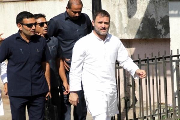 Rahul Gandhi will start campaigning in Haryana from 14 October - Chandigarh News in Hindi