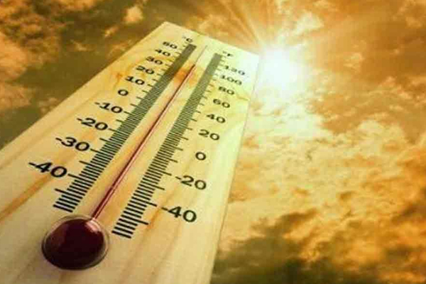 Delhi heat wave: IMD issues red warning as temperature expected to cross 45-degree mark - Dholpur News in Hindi