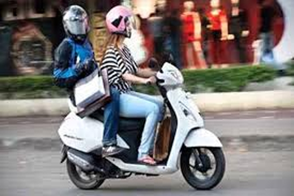 Helmet will save not only safety but also your petrol - Varanasi News in Hindi