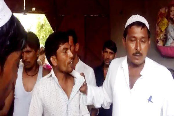 village head husband video viral at murad nagar in ghaziabad - Ghaziabad News in Hindi