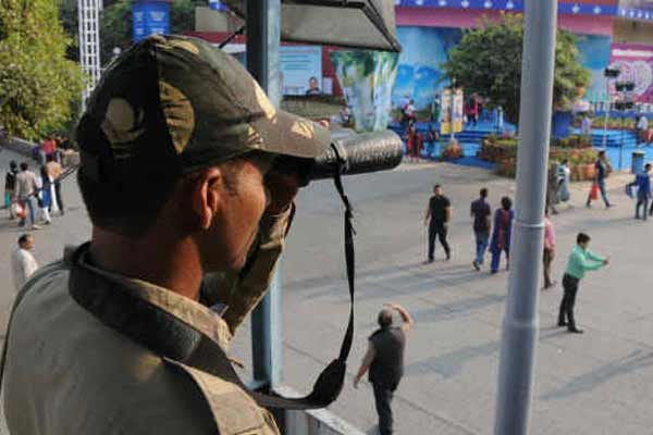 UP on high alert after JNU attack - Lucknow News in Hindi
