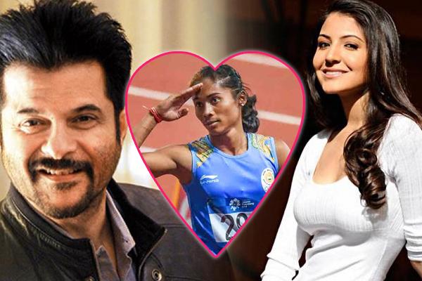 Bollywood congratulates supergirl Hima Das - Bollywood News in Hindi