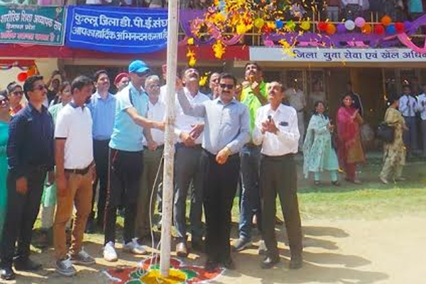 Play important for physical and mental development: Govind Thakur - Kullu News in Hindi