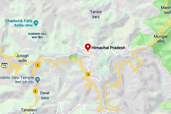 dharamshala news : road closed of tang to uthangarai in himachal pradesh, traffic will not run - Dharamshala News in Hindi