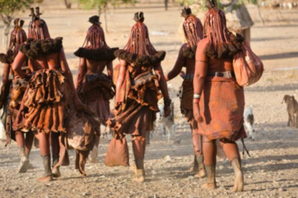 Himba Tribe woman Travel Namibia - OMG News in Hindi