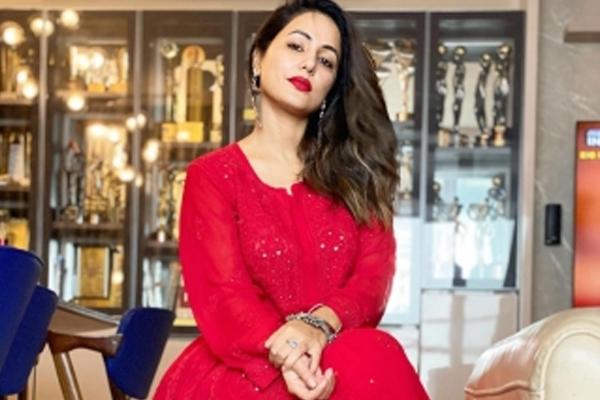 हिना खान ने फिल्म 'लाइंस' को लेकर अपना उत्साह साझा किया