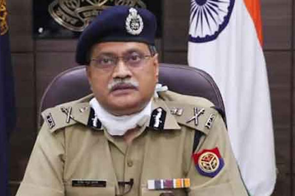 UP: DGP sought information of policemen who lost their lives due to corona - Lucknow News in Hindi