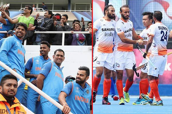 thrilling sunday: india and pakistan will face each other in two games in london - Cricket News in Hindi