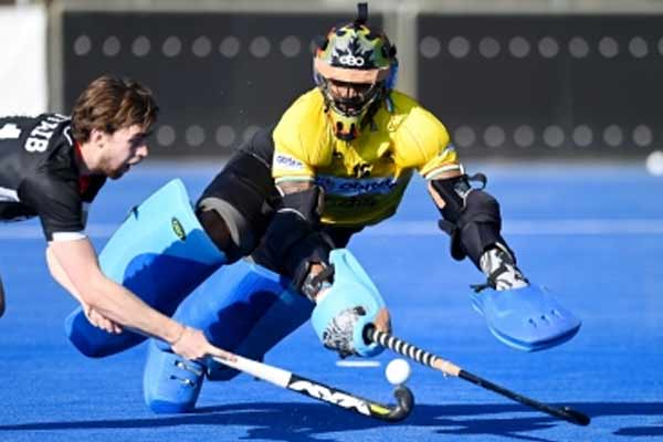 Hockey: Indian men team beat Germany 6-1 - Sports News in Hindi