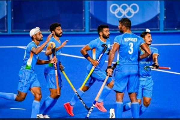 Olympics Men Hockey - India won Olympic medal after 41 years - Delhi News in Hindi