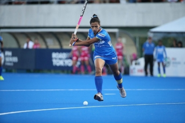 Olympics Women Hockey - Vandana hat-trick, India won the d. beat Africa 4-3 - Sports News in Hindi