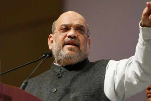 Home Minister Amit Shah attacked Congress leaders, said - When elections come, they are seen only - Delhi News in Hindi