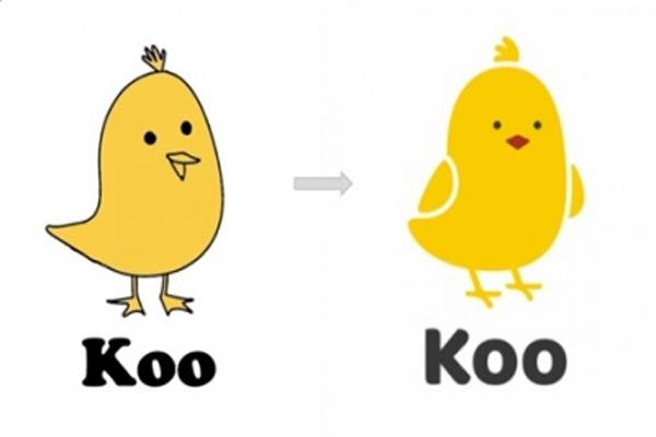 Homegrown social media app Koo launches new logo - Gadgets News in Hindi