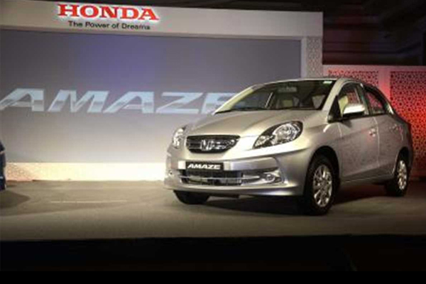 Honda to export new City to Left Hand Drive countries - Automobile News in Hindi