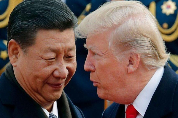 donald trump orders tariff rises on remaining chinese imports - World News in Hindi