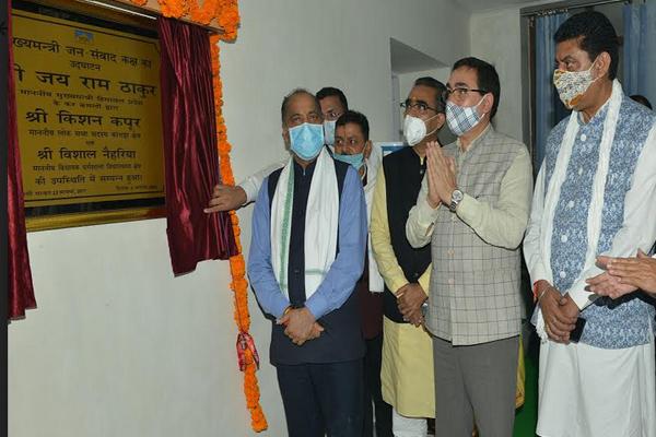 मुख्यमंत्री ने विधायकों को विकासात्मक परियोजनाओं की निगरानी करने के निर्देश दिए