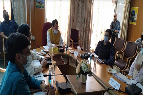 Dharamshala will become the best smart city in the country - Dharamshala News in Hindi