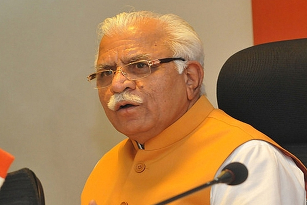 CM Manohar Lal historic decision to end corruption in Haryana, - Chandigarh News in Hindi