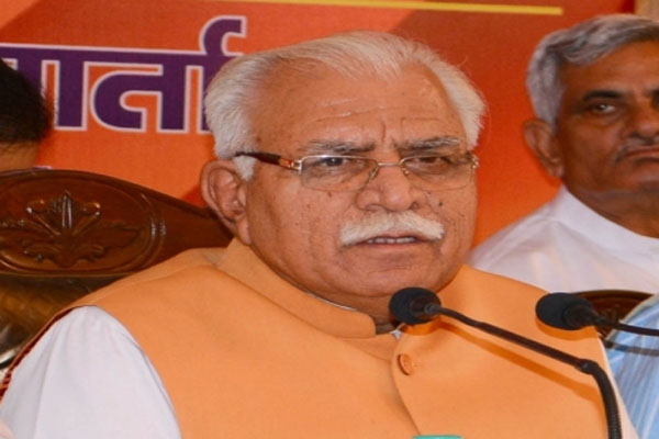 Haryana CM announces screening campaign in villages - Chandigarh News in Hindi