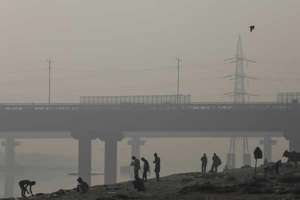 दिल्ली-एनसीआर की हवा बेहद खराब, फरीदाबाद 21गुना प्रदूषित