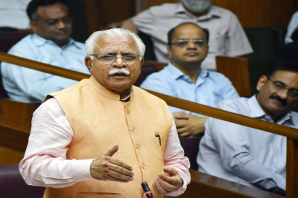 A motion of no confidence against the Khattar government on the issue of agricultural laws - Chandigarh News in Hindi