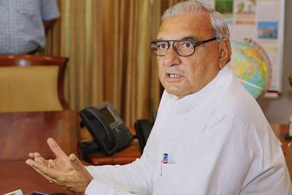 ED files chargesheet against Hooda in crores of plot allocation scam - Chandigarh News in Hindi