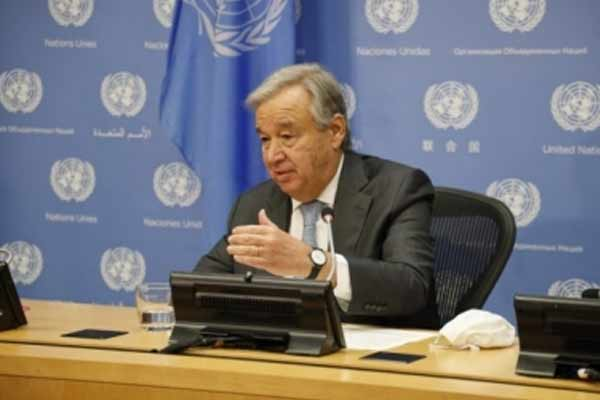 Human rights should not be available only to the privileged: UN chief - World News in Hindi