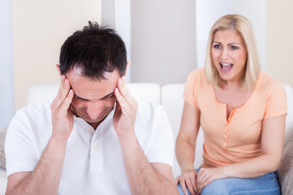 Husband and Wife should not take tension with fight between them because... - Health Tips in Hindi