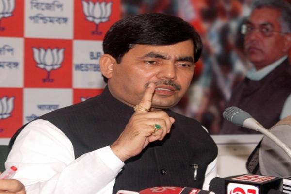 Ethanol policy will soon be made in Bihar - Shahnawaz Hussain - Patna News in Hindi